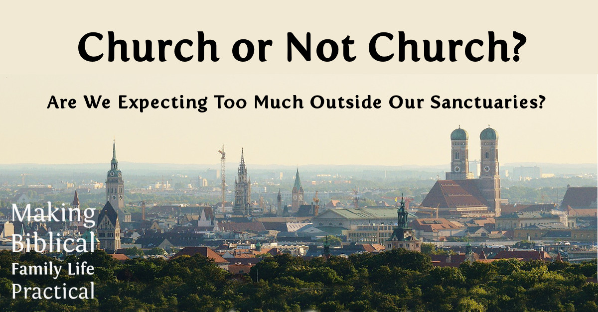MBFLP 134 - Church or Not Church - H