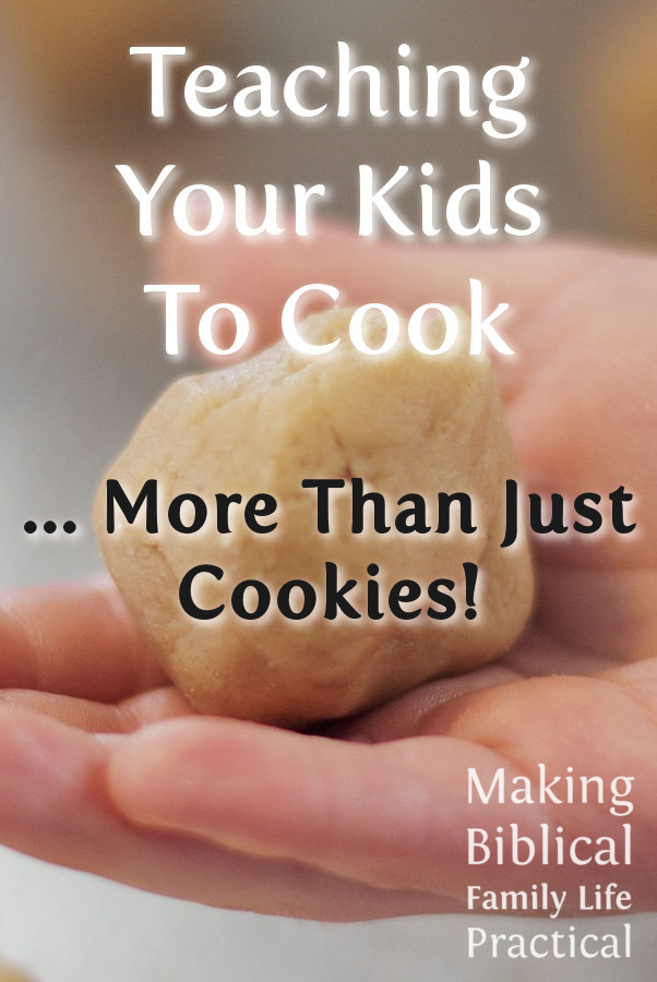 MBFLP 135 Teaching Kids to Cook V