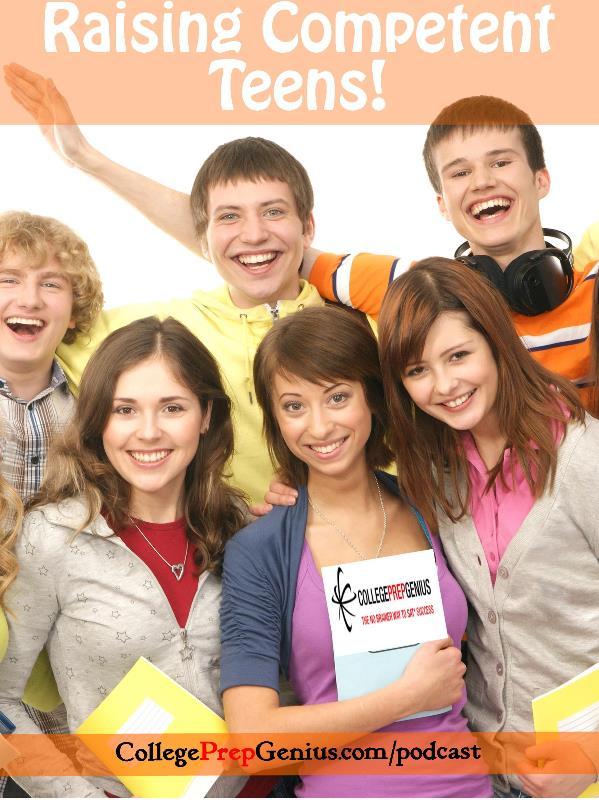 raise competent teens