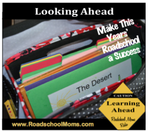 Roadschool Year Tips Show Button