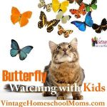 Butterfly Watching With Kids