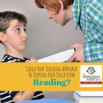 Could Your Teaching Approach Be Interfering With Reading: The Homeschool Sanity Show Podcast