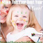 The Best Homeschool Year Ever