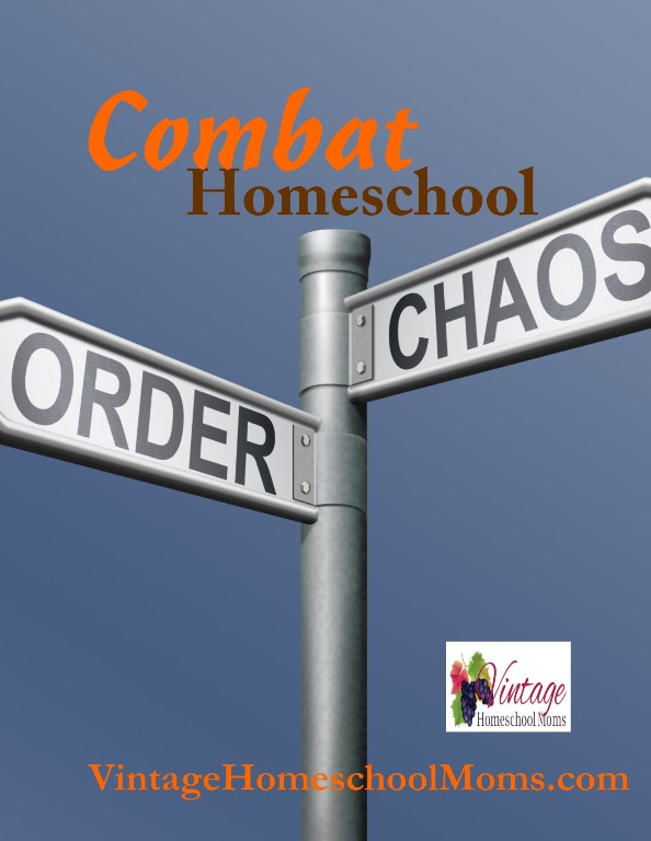 combat homeschool chaos