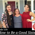 Free homeschool podcast about sisters