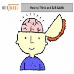 think and talk math