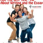 new SAT all about writing and essay