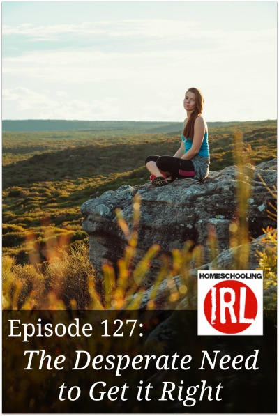 the desperate need to get it right hirl episode 127 ultimate