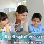 dyslexia reading roller coaster