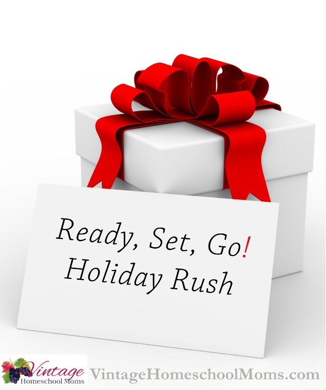 ready set go holiday rush