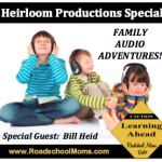 Let's Go on a Family Audio Adventure