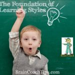 Shoring Up The Foundation: Learning Styles
