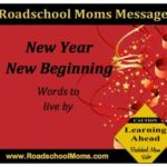 The Word for 2017 from the Roadschool Moms