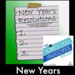 HSHSP Ep 40: New Years UNresolutions