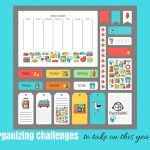 Organizing Challenges for the New Year