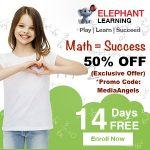 Elephant Learning Math Matters