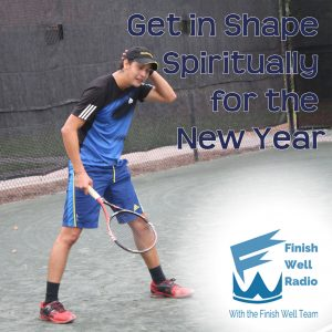 get shape Spiritually new year