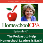 The podcast to help homeschool leaders is back!