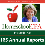 Special Replay: What Homeschool Leaders Don't Know About IRS Annual Reports