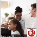 Free homeschool podcast about watching television in the home.