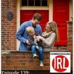 Free homeschooling podcast about adoption with our guest Tricia Goyer