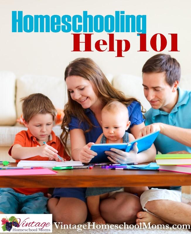 homeschooling help 101
