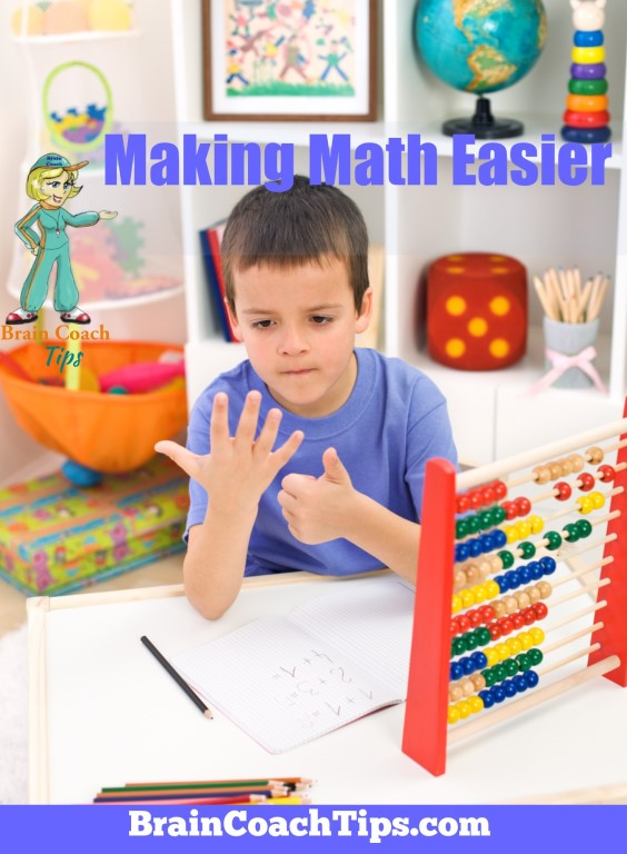 making math easier