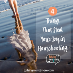 Homeschool, homeschool moms, joy