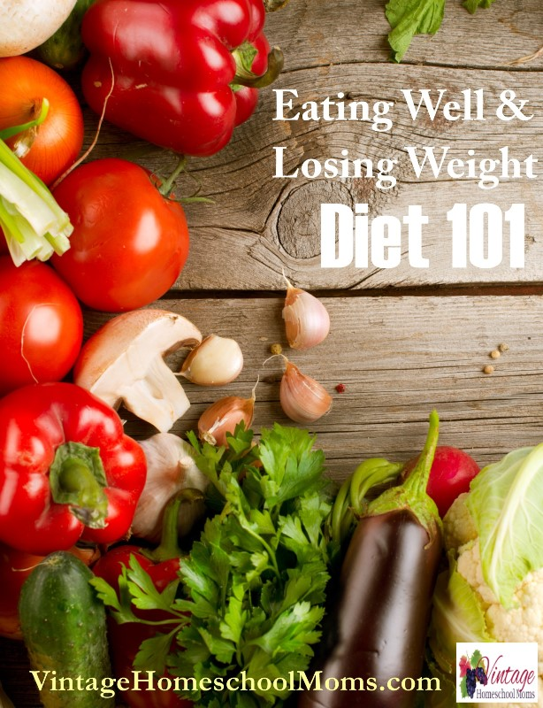 diet 101 eat well lose weight