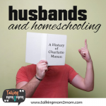husbands and homeschooling