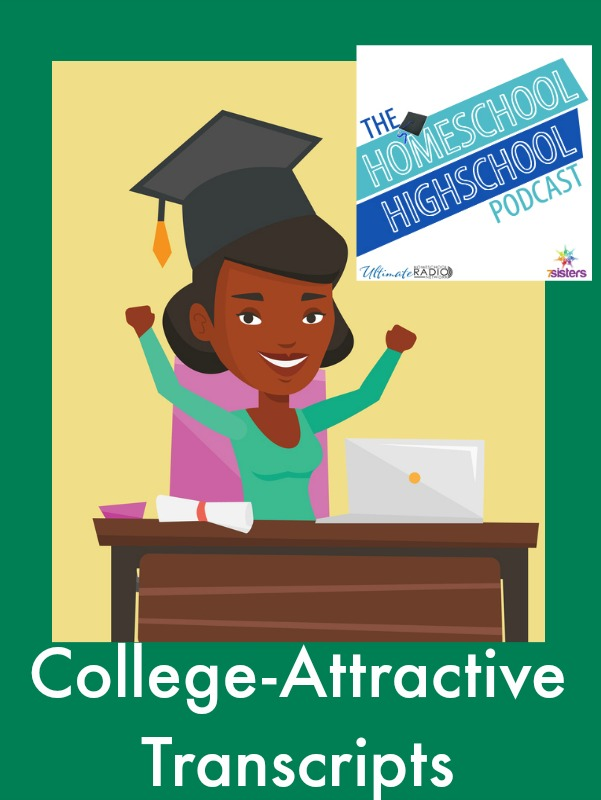 HSHSP Ep 50: College-Attractive Transcripts