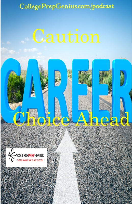 caution career choice ahead