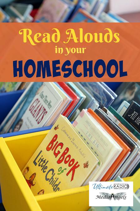 Benefits of read alouds in your homeschool