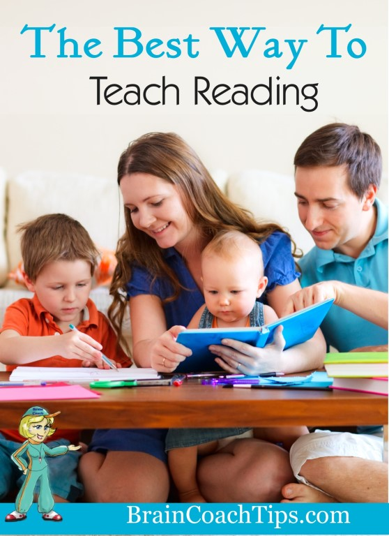 best way to teach reading