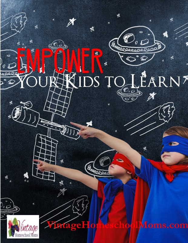 empower your kids to learn