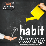 Create a Peaceful Environment Through Habit Training