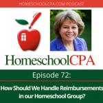 How Should We Handle Reimbursements in our Homeschool Group?