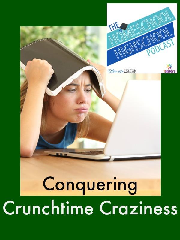 Conquering Crunchtime Craziness