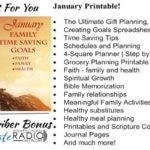 Newsletter – Subscriber Bonus