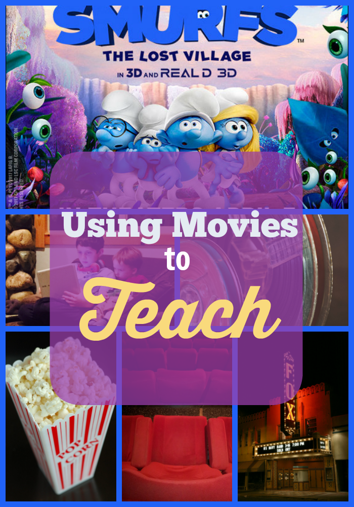 Using movies to teach in your homeschool