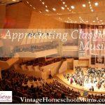Appreciating Classical Music