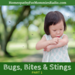 Special Summer Replay:  Homeopathy for Bugs, Bites and Stings – Part 1