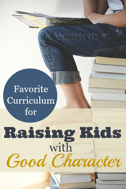 My Favorite Homeschool Curriculum for Character Building