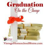 Graduation On The Cheap