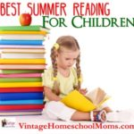 Best Summer Reading For Kids