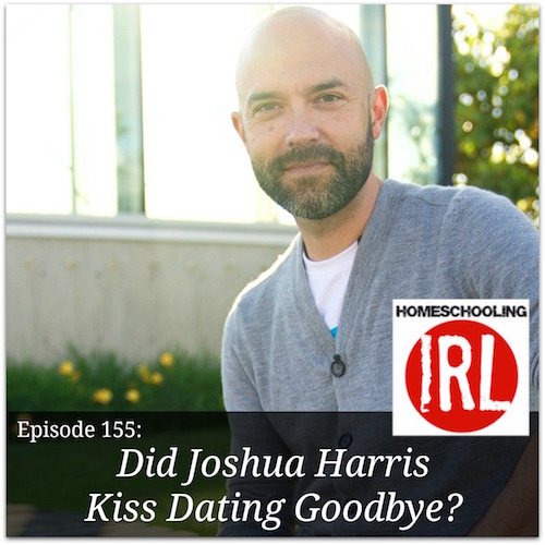Free homeschool podcast and interview with Joshua Harris