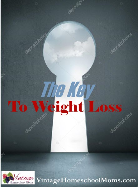 key to weight loss