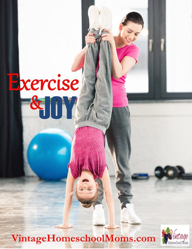exercise joy | What does exercise have to do with joy? Being joyful is a result of exercise and can help our mood and stamina.