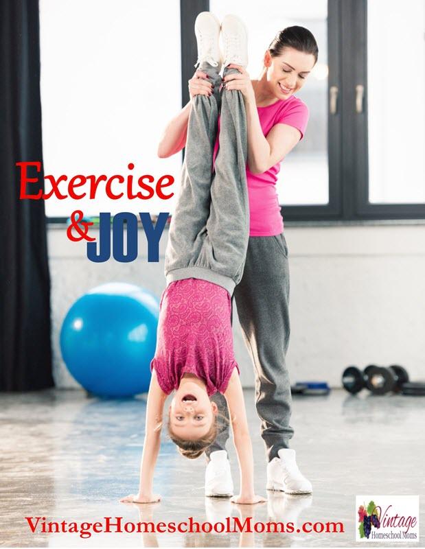 exercise joy