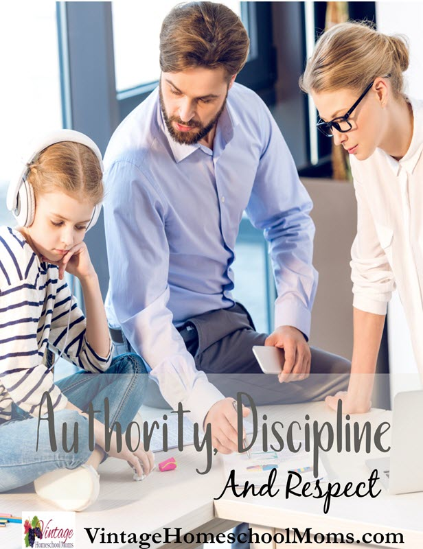 authority, discipline and respect | Do you have authority to discipline your children and earn their respect?
